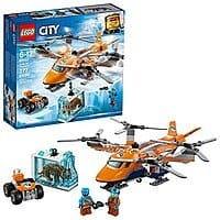 LEGO City Arctic Air Transport 60193 Building Kit (277 Piece) $24.99