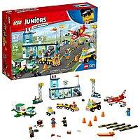 LEGO Juniors City Central Airport 10764 Building Kit (376 Pieces) - Walmart/Amazon - $̶4̶9̶.̶9̶9̶  $22.99