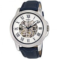 Fossil Men's Grant Automatic Skeleton Watch w/ Leather Strap $  74.99 + Free Shipping