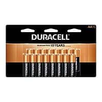 Office Depot OfficeMax Rewards: Duracell AA/AAA batteries (packs of 16). Pay $15.99 Get back $15.98 in rewards. Limit 2. 01/21/2018 - 01/27/2018.