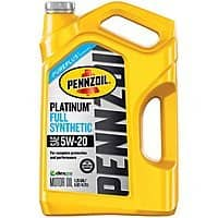 Pennzoil Spring Rebate: Save $2/quart on synthetic (as low as $12.68 AR)