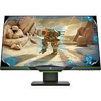 "HP 24.5"" 1ms 144hz 1080p freesync gaming monitor $159.99"