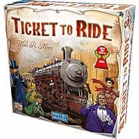 Days of Wonder Ticket to Ride ticket to ride 19.98 $19.98