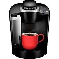 Keurig - K- Classic K50 Single Serve K-Cup Pod Coffee Maker plus free Contigo 14oz travel mug, $69.99, free shipping at Best Buy