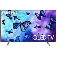 "Refurbished Samsung 55"" Class 4K (2160p) HDR Smart QLED TV (QN55Q6FNFXZA) 3 MONTHS WARRANTY $542.07"