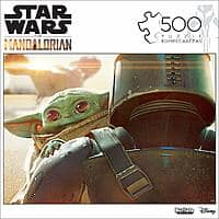 500-Piece Disney Star Wars The Mandalorian The Child Jigsaw Puzzle $6.97 & More + Free Shipping w/ Prime, or Free Ship on $25+