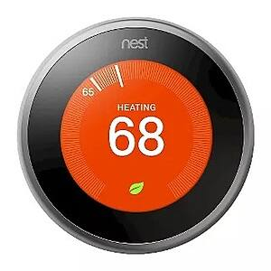 Google Nest Learning Thermostat : Target $149.40 $149.40