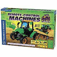Thames & Kosmos Remote Control Machines: Farm Science Kit $23.59 Amazon