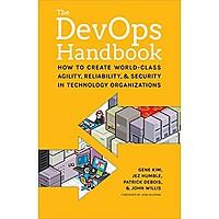 The DevOps Handbook:Kindle Edition Image