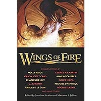 Wings of Fire: Dragon Stories by Various Authors [Kindle Edition] $0.07 ~ Amazon