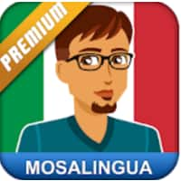 Learn Italian with MosaLingua Premium (Android App) Free ~ Google Play Image