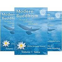 Modern Buddhism (3 Book Series) Kindle Edition Free ~ Amazon Image