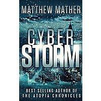 CyberStorm [Kindle Edition] Free ~ Amazon Image