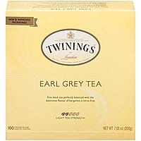 100-Count Twinings Tea (Earl Grey)  $7 w/ S&S + Free S&H