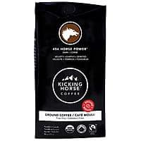 10 Ounce Bag Kicking Horse 454 Horse Power Dark Roast Coffee (Ground) - $5.84 With S&S ($5.23 with 5 S&S Orders) + Free Shipping - Amazon