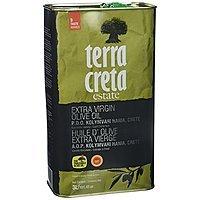 Terra Creta Kolymvari Estates Pure Extra Virgin Olive Oil 3 Liters $33 $33.01