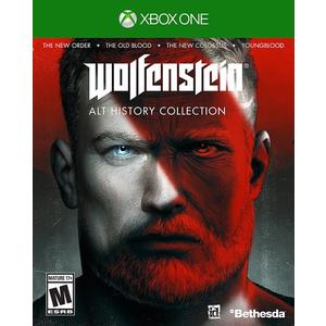 Wolfenstein: The Alternative History Bundle Xbox One - Best Buy & Amazon $27