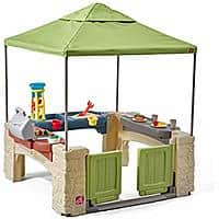 Step2 All Around Playtime Patio with Canopy Playhouse $124.99 AC - Amazon +Free Shipping