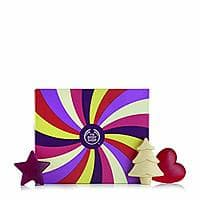 6-Pc The Body Shop Limited Edition Festive Soaps Gift Set $4.44 *Add On & More
