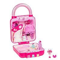 Shopkins Lil' Secrets Mini Playset (Peacock Gala) $6.49 - Amazon