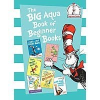 The Big Aqua Book of Beginner Books (Hardcover - 256 Pages - 6 Books in 1) $6.95 - Amazon