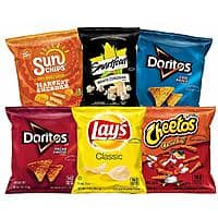 35-Ct. Frito-Lay Classic Mix Variety Pack $8.50 5% or $7.19 15% AC w/s&s