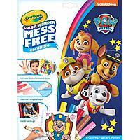 Crayola Color Wonder Paw Patrol Mess Free Coloring Pages & Markers $5 & More