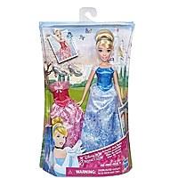 Disney Princess Cinderella Doll w/ 2 Outfits (Summer Day Styles) $6.60