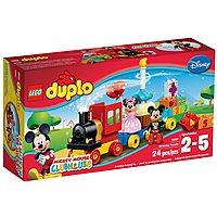LEGO DUPLO Disney Mickey Mouse Clubhouse Birthday Parade 10597 $17.59 - Amazon