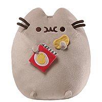 """9.5"""" GUND Pusheen Snackables Potato Chip Cat $10.50 - Amazon"""