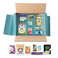 New Year New You Sample Box, 14+ Samples ($  14.99 credit on select Nutrition & Wellness items with purchase) $  14.99 + free shipping *prime members*