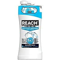 4-Pack 32-oz  Reach Complete Care 8-In-1 Plus Whitening Mouth Rinse $  9.61 or less w/ S&S + free shipping @ Amazon