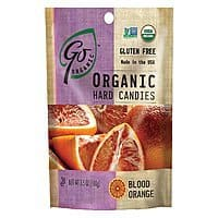 6-Pack of 3.5-oz GoOrganic Organic Hard Candies (Blood Orange) $2.98 or less w/ S&S + Free S/H