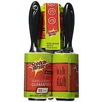 5-Pack Scotch-Brite Lint Roller Combo Pack (95-Sheets/Roller) $7.45 w/ S&S + Free S/H