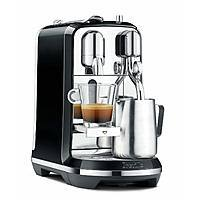 Breville Nespresso Creatista Single Serve Espresso Machine with Milk Auto Steam Wand, Black $227.99