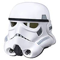 Star Wars The Black Series Rogue One: A Star Wars Story Imperial Stormtrooper Electronic Voice Changer Helmet (Amazon Exclusive) $49.99 Free Shipping with Prlme