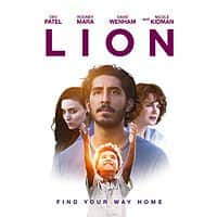Lion (2016) ~ $  1 HD digital movie rental @ iTunes