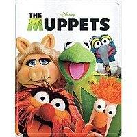 The Muppets [Blu-ray/DVD] [Collectible Case] [2011] ~ $  1.99 @ Best Buy
