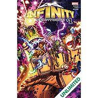 FREE comics @ Comixology - May 7th - Infinity Countdown (2018) #1 (of 5) and more Image