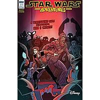 Star Wars Adventures: Droid Hunters - FREE comic for Kindle @ Amazon + FREE audiobooks @ Google Play and Audible Image