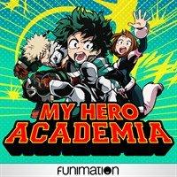 My Hero Academia Uncut Season 1 - FREE anime season @ the Microsoft Store Image
