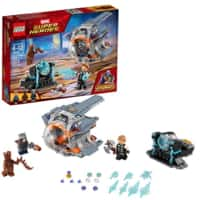 LEGO Marvel Super Heroes Avengers: Infinity War Thor's Weapon Quest 76102 Building Kit (223 Piece) $12.99