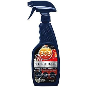 16oz 303 Products Automotive Speed Detailer $4