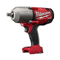 Milwaukee M18 Fuel 1/2- Inch. High Torque Impact Wrench with Friction Ring (2763) Bare tool - $  189 @ Amazon