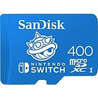 SanDisk - 400GB microSDXC UHS-I for Nintendo Switch - Best Buy - $59.99