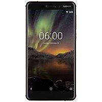 *Back in stock* Nokia 6 (2018) TA-1045 32GB Unlocked Phone (US version w/ warranty) - Black $274.61