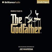 Audible Daily Deal - The Godfather (Unabridged) by Mario Puzo for $  5.95