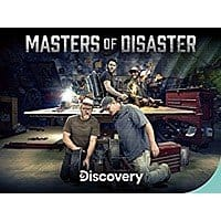 Amazon Digital TV Shows:  Masters of Disaster Season 1-$1.99(HD) & Muppet Babies Season 103 & The Zoo- San Diego Season 1-$2.99(HD) & More