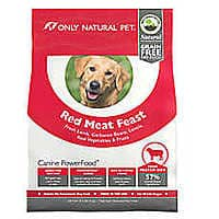 3 x Only Natural Pet Red Meat Feast 22.5 lbs for $  99.67 or less w/ F/S