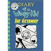 Books 50% off at B&N example - The Getaway (B&N Exclusive Edition) (Diary of a Wimpy Kid Series #12) for $  8.37